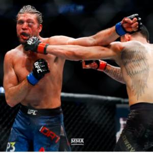 Медицинские отстранения после турнира UFC 231: Холлоуэй - Ортега