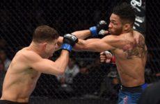 UFC on FOX 31: Телерейтинги турнира