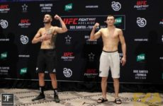 Видео боя Дамир Имагулов — Алекс Горгис UFC Fight Night 142