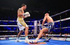 Александр Усик — лучший боксёр года по версии «Yahoo»