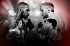 Прямая трансляция UFC 232: Джон Джонс — Александр Густафссон 2