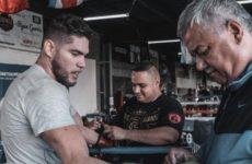 Гильберто Рамирес завершил тренировочный лагерь и готов к реваншу с Джесси Хартом