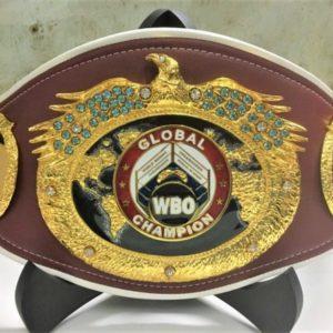 WBO учредила новый чемпионский пояс