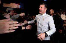 Майкл Биспинг скоро дебютирует в качестве комментатора UFC