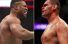 Кейн Веласкес — Фрэнсис Нганну в главном событии турнира UFC on ESPN 1