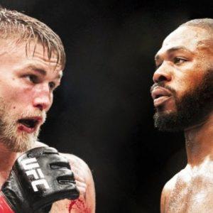 Джон Джонс не считает предстоящий реванш с Александром Густафссоном масштабным сражением