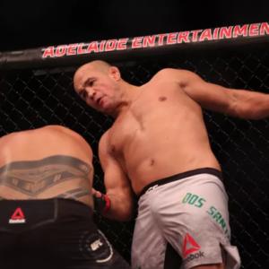 Джуниор Дос Сантос нацелен на реванш с Алистаром Оверимом