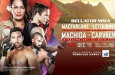Файткард турнира Bellator 213: Макфарлейн — Летурно