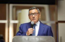 Президент AIBA Гафур Рахимов выступил с предновогодним поздравлением