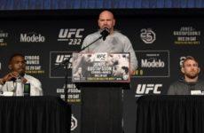 UFC может провести пресс-конференцию в аэропорту Лос-Анджелеса