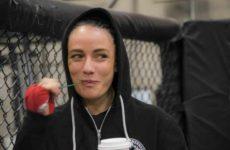 Джессика Роуз-Кларк объяснила, почему сменила спортзал во время подготовки к UFC on FOX 31