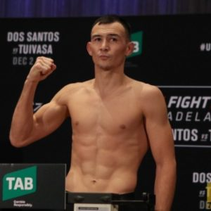 UFC Fight Night 142: Дамир Исмагулов успешно дебютировал в UFC