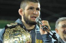 Хабиб Нурмагомедов надеется, что Атлетическая комиссия вынесет решение в этом году