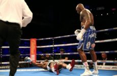 Джаррелл Миллер не считает Диллиана Уайта топ-боксёром