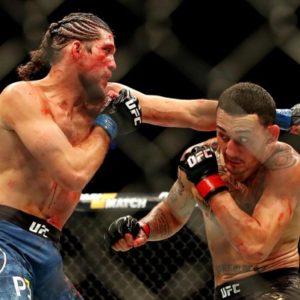 Турнир UFC 231 собрал приличную аудиторию у телеэкранов во время предварительного карда