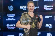 Валентина Шевченко поделилась ожиданиями на 2019 год