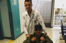 Роман Гонсалес успешно перенес операцию на коленном суставе