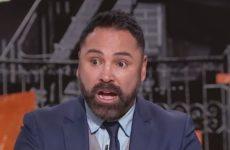 Оскар Де Ла Хойя: «Мне позвонили 50 бойцов UFC»