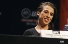 Йоанна Енджейчик ответила на критику Джессики Ай: «Я заслужила этот титульный бой»