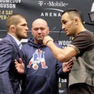 Тони Фергюсонв очередной раз бросил вызов чемпиону UFCХабибу Нурмагомедову