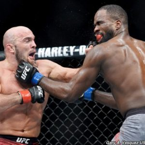 Видео боя Кори Андерсон - Илир Латифи UFC 232