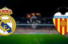 Прямая трансляция футбольного матча Реал Мадрид — Валенсия. Ла Лига. 01.12.18
