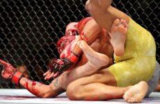 Гуннар Нельсон: «Хотя бой закончился удушающим, я победил благодаря локтю»