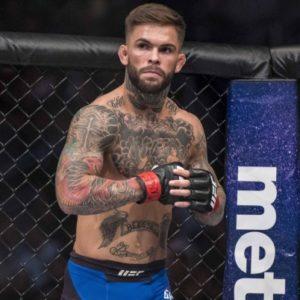 Коди Гарбрандт может выступить на турнире UFC 235