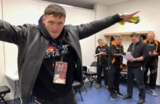 Александр Гвоздик рассказал о поддержке Усика и Ломаченко