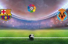 Прямая трансляция футбольного матча Барселона — Вильярреал. Ла Лига. 02.12.18