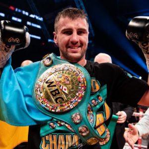 Александр Гвоздик проведет добровольную защиту титула перед боем с Маркусом Брауном