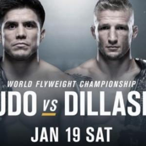 Прямая трансляция UFC Fight Night 143 (UFC on ESPN+1): Генри Сехудо — Ти Джей Диллашоу