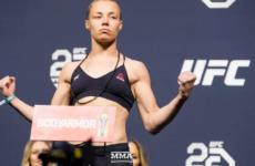 Роуз Намаюнас сразится с Джессикой Андраде 11 мая на турнире UFC 237