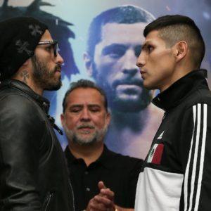 Хорхе Линарес и Пабло Сезар Кано обменялись последними заявлениями перед их боем