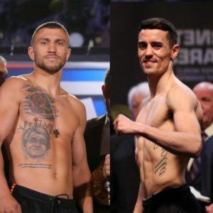 WBA назначила промоутерские торги на бой Василия Ломаченко против Энтони Кроллы