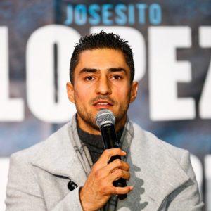 Хосесито Лопес: «Я готовился к лучшей версии Кита Турмана»