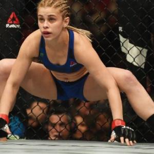 UFC on ESPN+ 1: Пейдж ВанЗант досрочно победила Рейчел Остович