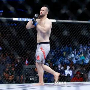 Волкан Оздемир сразится с Домиником Рейесом на турнире UFC on ESPN+5 в Лондоне