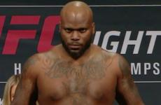 Деррик Льюис не теряет надежды вновь побороться за титул UFC