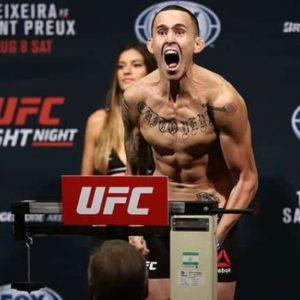 Видео боя Марлон Вера — Фрэнки Сэнз UFC 235