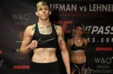 Видео боя Джина Мазани — Мэйси Чиассон UFC 235