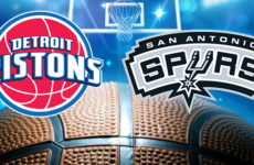 Прямая трансляция Сан-Антонио Сперс — Детройт Пистонс. NBA. 29.12.19