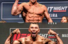 Видео боя Миша Циркунов — Джонни Уолкер UFC 235