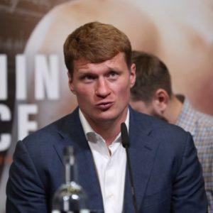 Александр Поветкин рассказал, когда состоится его следующий поединок