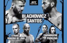Прямая трансляция UFC Fight Night 145: Петр Ян — Джон Додсон