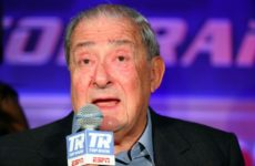 Боб Арум настаивает, что бой Фьюри – Уайлдер должен транслировать ESPN