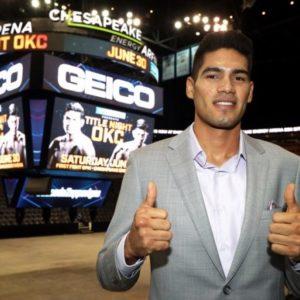 Гильберто Рамирес следующий бой проведет в полутяжелом весе, не оставляя титул в суперсреднем
