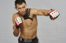 Видео боя Дамир Исмагулов — Джоэль Альварес UFC Fight Night 145