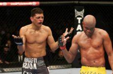 Андерсон Сильва хочет драться с Ником Диазом 11-го мая в Бразилии