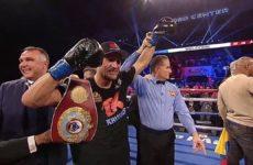Ковалев после победы над Альваресом: «Я хочу драться с чемпионами в моем дивизионе»